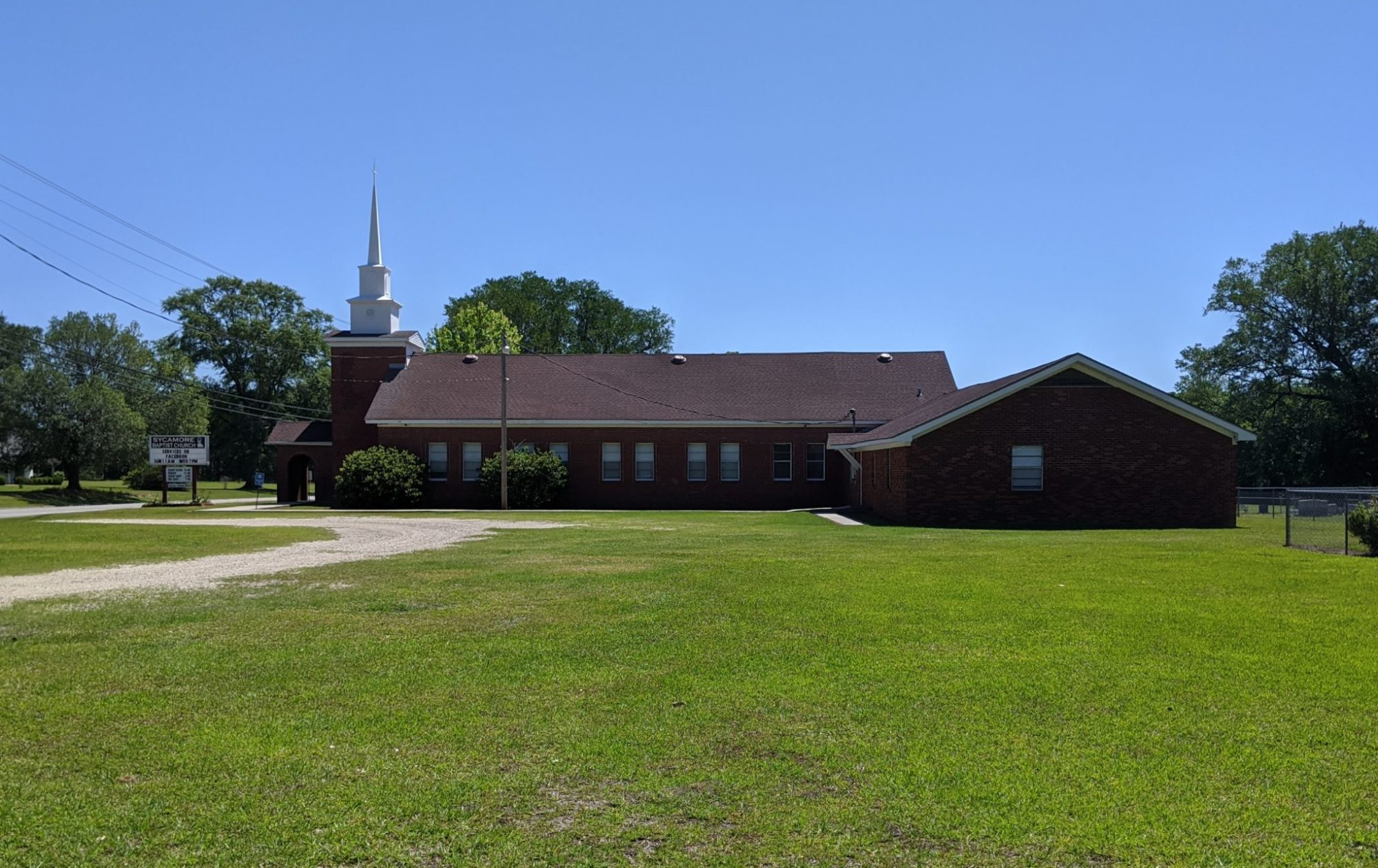 Sycamore Baptist Church